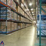 Hochleistungs4.5t pro Schicht-Metalllager-Speicher-Palletieren-Zahnstangen für industrielles Speicherregal
