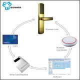 Système électronique de contrôle d'accès d'IDENTIFICATION RF de blocage de porte d'hôtel de Remonte