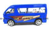 La fricción del Vehículo de bus de 4 colores mezclados de nuevos juguetes