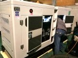 공기는 ATS를 가진 캠보디아 시장을%s 한 Deutz 발전기를 냉각했다