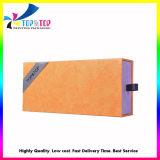 Impression sur papier boîte cadeau de tiroir pour bougie de cuvette