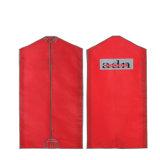 Faltender Mann-Kleid-nichtgewebter preiswerter Klage-Deckel-kundenspezifischer Kleid-Beutel