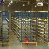 Estante resistente del almacenaje de la paleta, tormento económico de la paleta, estantes resistentes de las paletas que dejan de lado