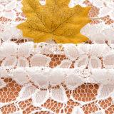 3D de cinta de tela de encaje bordado