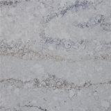 Деревянные серый Xka9186 W-слоев REST искусственного кварца Calacatta высокого качества