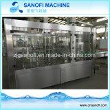 3 в 1 заводе автоматической минеральной вода разливая по бутылкам