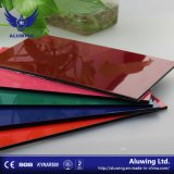 A2 B1 de matériaux de construction incombustible ACP panneau composite en aluminium pour le mobilier