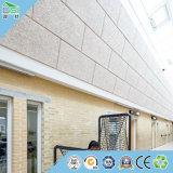 木製ウールの音響パネルの壁パネルの建築材料