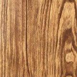Водонепроницаемый деревянные виниловая пленка ПВХ пола плиткой полом