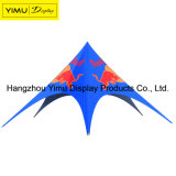 Wasserdichtes Dia14m 16m Customed Stern-Zelt für das Bekanntmachen