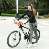 Sacos impermeáveis da bicicleta da bicicleta de montanha com a caixa de ciclagem do telefone da tela de toque