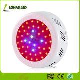 138W UFO crescem LED Light 9 bandas com luz de vegetais Epileds COB para plantas de interior e florescimento crescente de Semeadura