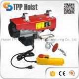 특가 소형 유형 전기 호이스트, 작은 전기 호이스트, 전기 철사 밧줄 호이스트