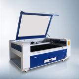 80W 1290/1390 CNC grabadora láser de CO2 en papel