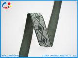 De Polyester van de jacquard/Nylon Singelband voor het Aangepaste Embleem van de Gitaar Riemen