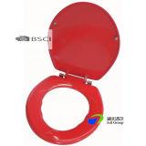 Asiento de tocador plástico fácil del MDF de las bisagras de /Metal del desbloquear rápido de la limpieza