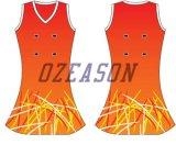 最新のデザインはOEMサービスネットボールの服を印刷した