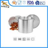 PC 6 cuarto de galón (CX-SC301) del colador 3 inoxidable del acero