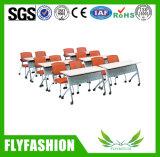 학교 가구 두 배 책상은 학생 (SF-46D)를 위해 놓았다