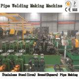 Machine van het Lassen van de Pijp van het Roestvrij staal van de hoge snelheid de Naadloze