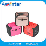 International World Travel Adapter Electric UNIVERSAL SYSTEM BUS Universal Travel To adapt Plug Socket
