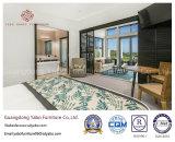 Чувствительные комплекты мебели гостиницы спальни с сжатым типом (YB-WS-46)