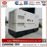 80kw/100kVA Deutz gerador diesel silenciosa com ATS (48-600kW/60-750kVA)
