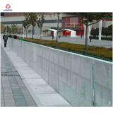 Obstacles Les obstacles du stade de clôtures temporaires Poder barrières couché