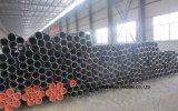 Tubo rotondo d'acciaio saldato di nero di carbonio