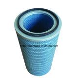 Cartuccia di filtro industriale dal poliestere della turbina a gas
