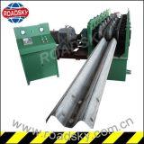 Máquina del mantenimiento de la barandilla de las ondas de la barrera de caída de la carretera dos