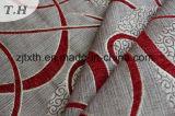 tessuto metallico del sofà del filato 100%Polyester