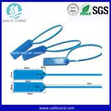 Mejor Quanlity UHF RFID de plástico de la etiqueta de la Junta de Control de contenedores