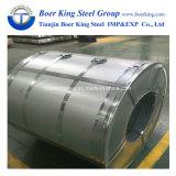 Bobina d'acciaio galvanizzata tuffata calda di Dx51d SGCC utilizzata nello strato del tetto