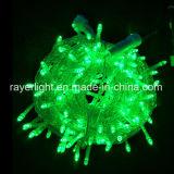 La stringa Rainproof del giardino LED illumina gli indicatori luminosi della decorazione di natale