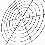 Puder beschichtete geschweißten Draht-Abgas-industriellen Ventilator-Gitter-Schutz