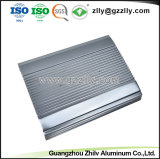 Radiator van het Aluminium van de Auto van China de Fabriek Geanodiseerde met ISO9001