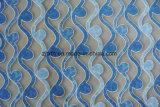 Polyester-Verzerrung gestricktes Gewebe für Sofa-Kissen