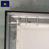 X-ybildschirm-an der Wand befestigte örtlich festgelegter Rahmen-Bildschirm-Heimunterhaltung-Projektor-Bildschirme