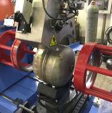 LPGシリンダーボディ円周の溶接の機械装置