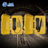 IP67 weerbestendige Telefoon, Sos van de Tunnel Telefoon, de Industriële Telefoon van de Noodsituatie
