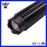 Polizei-Aufgabe betäuben Gewehr-Taktstock mit LED-Licht für Selbstverteidigung (SYSG-1188)