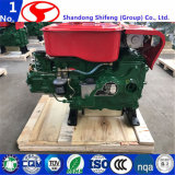 Luft abgekühlter einzelner Zylinder-Dieselmotor mit Cer ISO