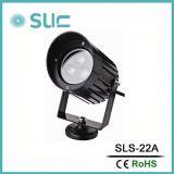 Высокое качество 9W Водонепроницаемый светодиодный прожектор для отеля (SLS-22A)