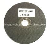 Disco da estaca e roda de moedura para o metal e a pedra