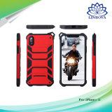 La moda El Hombre Araña Defender Teléfono celular caso para el iPhone x Samsung Teléfono Móvil de Huawei