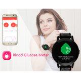 Relógio esperto da glicose de sangue