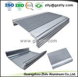 6063T5 en alliage en aluminium profilé en aluminium pour la voiture Audio avec la norme ISO9001
