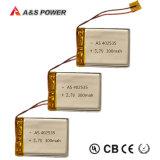 655078 batería recargable del Li-ion de 7.4V 3000mAh