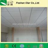 Panneau de la colle de fibre de poids léger de résistance d'incendie pour le plafond